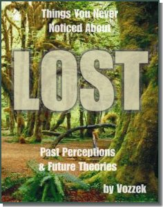 Things You Never Noticed About LOST Book